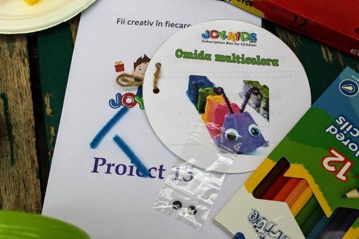Proiect 15 Joy-Kids
