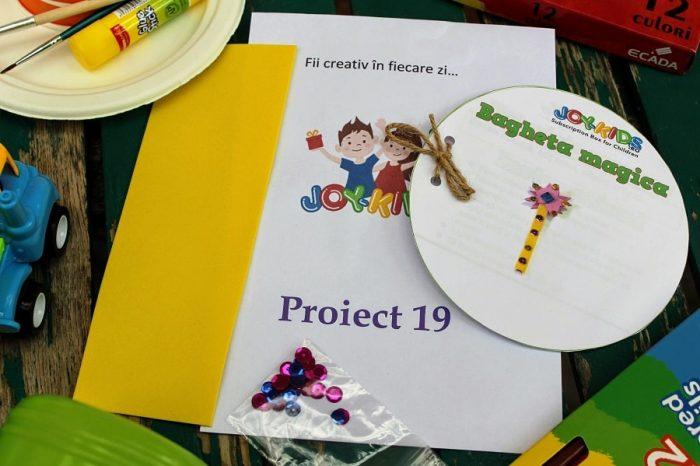 Proiect 19 Joy-Kids
