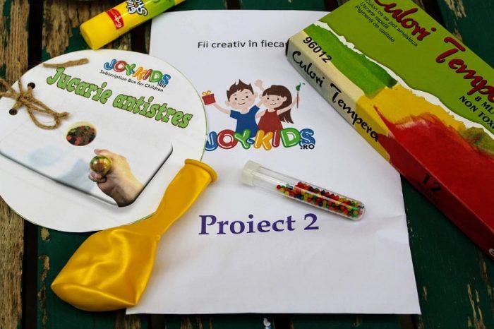 Proiect  2 Joy-Kids
