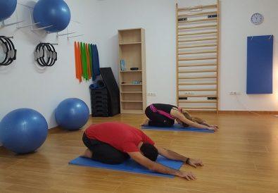 exerciții pillates pentru hernia de disc