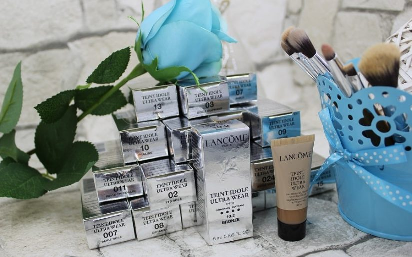 fond de ten Lancome Teint Idole Ultra Wear