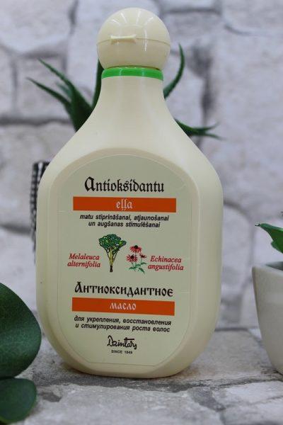 ulei regenerat, fortifiant si stimulator al cresterii parului Dzintars