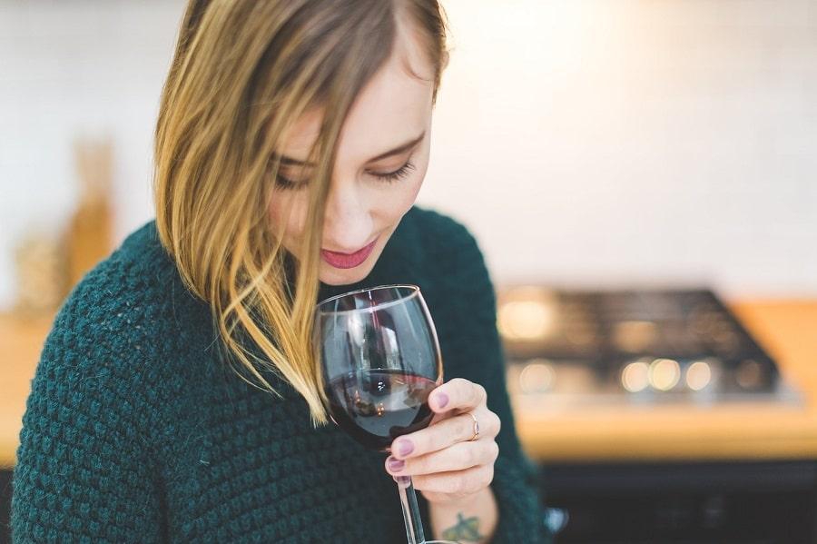 un pahar cu vin pe zi pentru sanatate