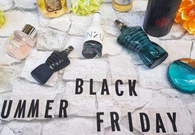 Black Friday de vara la Notino - parfumuri la pret redus
