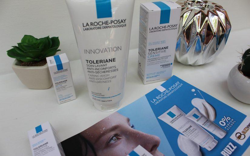 Crema de curățare și crema hidratantă calmantă Toleriane Sensitive