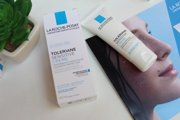 Crema hidratanta prebiotica Toleriane Sensitive