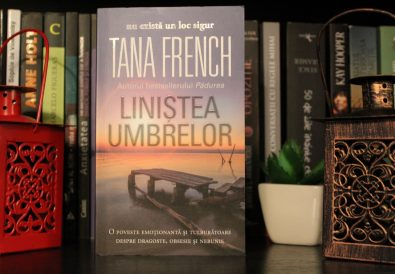 Liniștea umbrelor Tana French