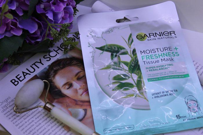 Masca-Garnier-de-curatare-și-super-hidratare-pentru-piele-normala-si-mixta