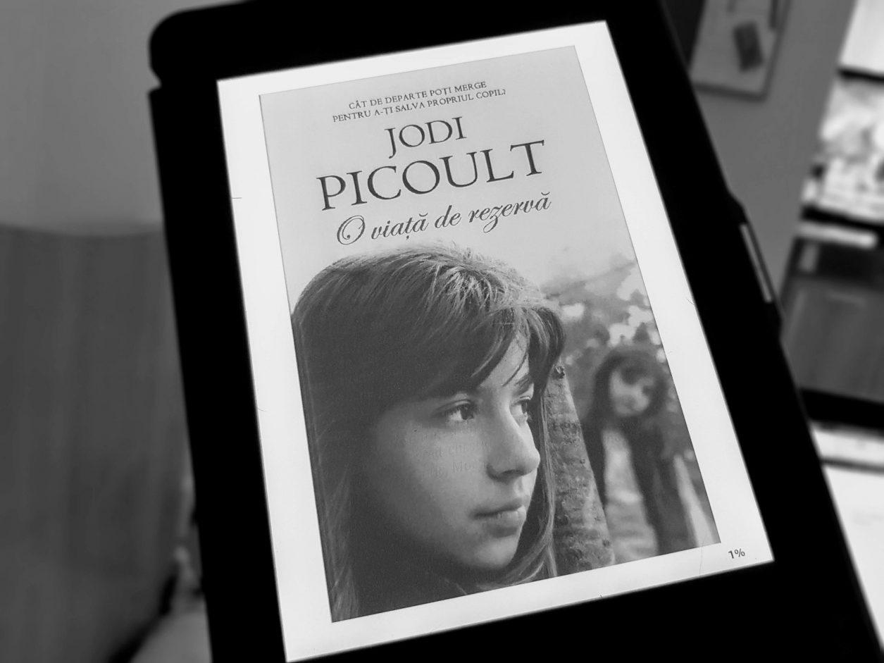 O viață de rezervă Jodi Picoult