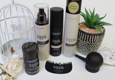 produse Toppik pentru păr rar, subțire și lipsit de volum