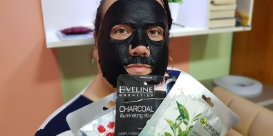 sheet mask Eveline masca faciala tip servetel