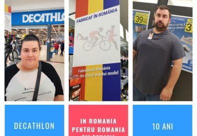 shopping Decathlon 10 ani