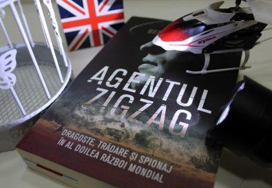 Agentul Zigzag. Dragoste, trădare și spionaj în al Doilea Război Mondial