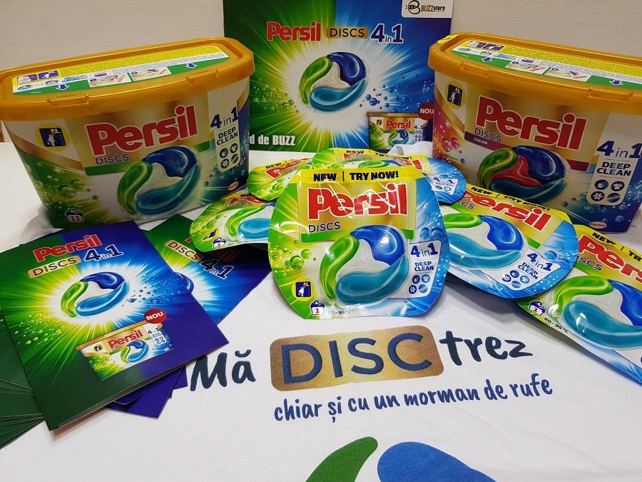 Persil Discs 4in1 BuzzStore