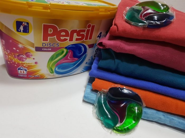 Persil Discs 4in1 Color