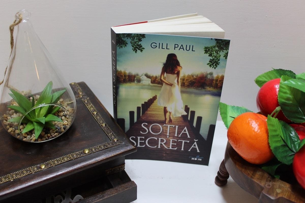 Soția secretă - Gill Paul