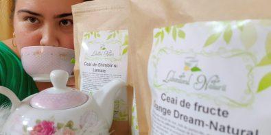 ceaiuri delicioase de fructe, 100% naturale Laboratorul naturii