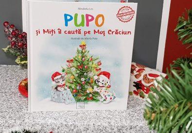 Pupo și Miți îl caută pe Moș Crăciun