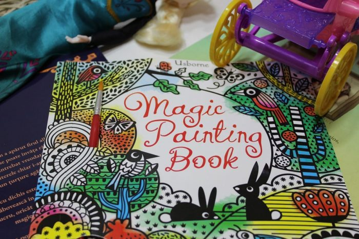 Usborne Magic Painting Book