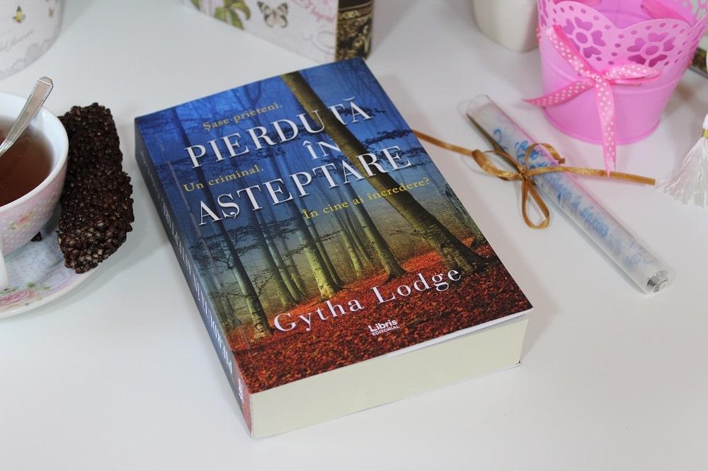 Pierdută în așteptare - Gytha Lodge