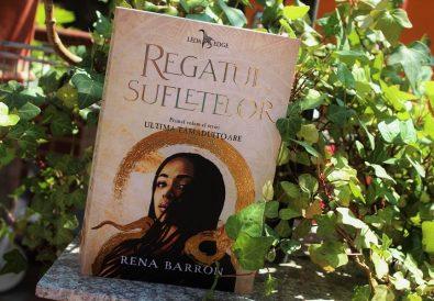 Regatul sufletelor (Ultima tămăduitoare) - Rena Barron