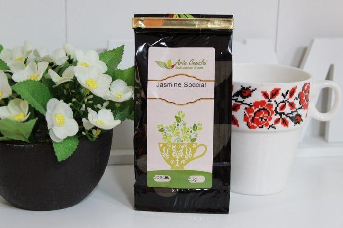 Jasmine special ceai verde cu iasomie
