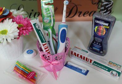 produse de igienă orală sensibilitate dentară