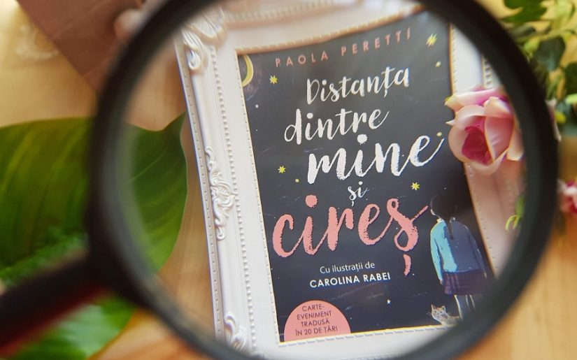 Distanța dintre mine și cireș - Paola Peretti