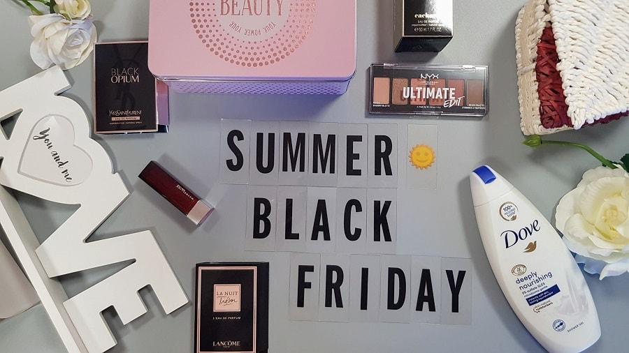 Black Friday 2020 de vară la Notino- 20% reducere