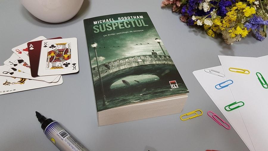 Suspectul - Michael Robotham