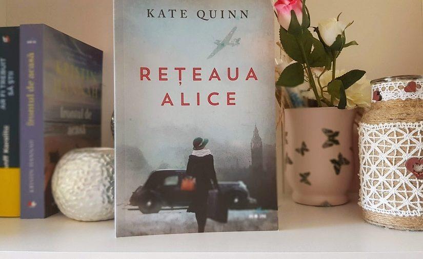 Rețeaua Alice, Kate Quinn