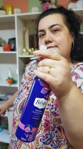 Sano Fresh Home odorizant Soft Silk