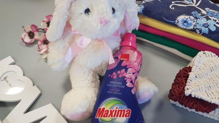 balsam Soft Silk Sano Maxima Perfume Collection