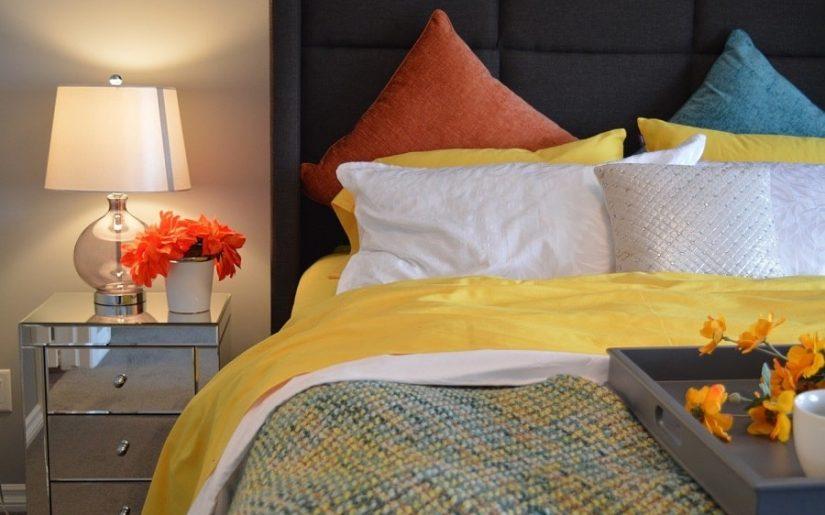 dormitor mai călduros