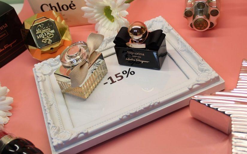 15% reducere la parfumuri Notino