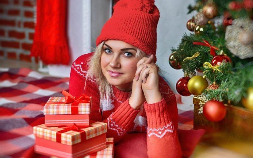Crăciun fata