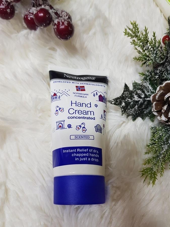 Neutrogena Hand Cream concentrated cremă de mâini