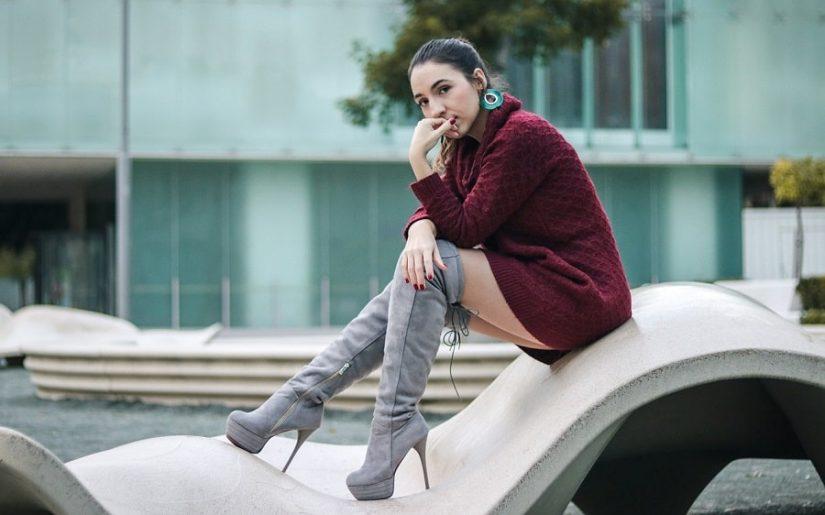 fashion cizme damă lungi