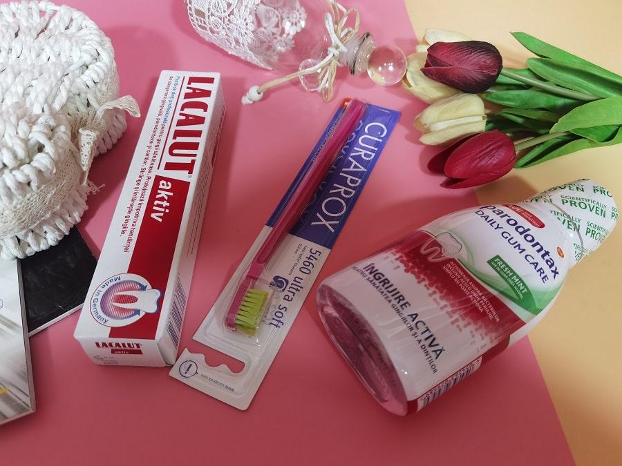 produse contra sângerărilor gingivale