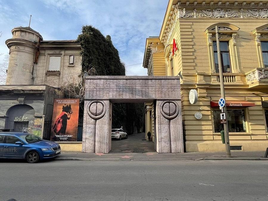 Poarta Sărutului București Artmark ziua lui Brâncuși 2021