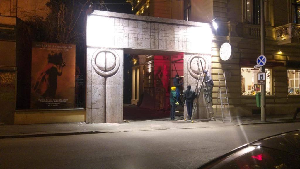 Poarta Sărutului București
