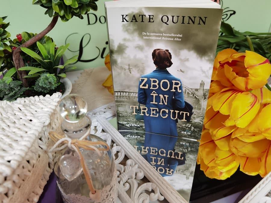 Zbor în trecut, Kate Quinn