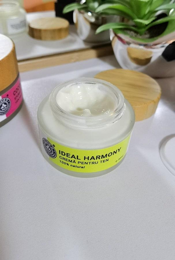 cremă de față Ideal Harmony Elixir H