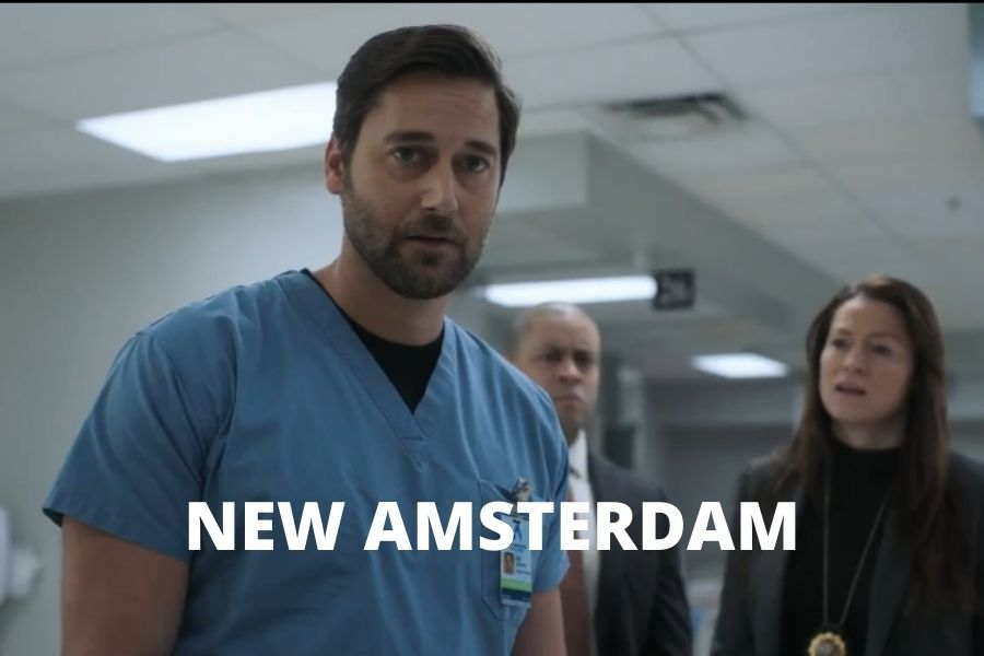 serial New Amsterdam Netflix