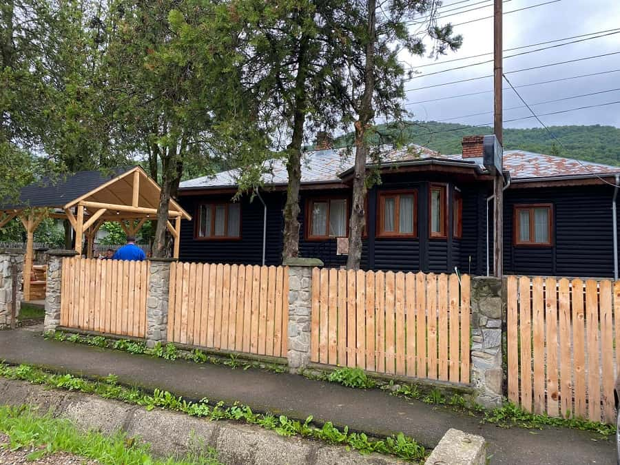 cabana Black Wood Gura Teghii Buzău