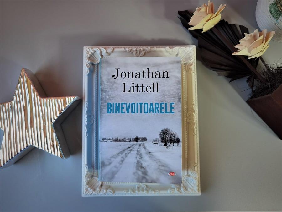 Jonathan Littell, Binevoitoarele