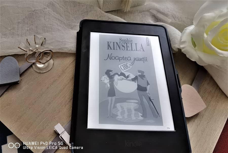 Noaptea nunții, Sophie Kinsella